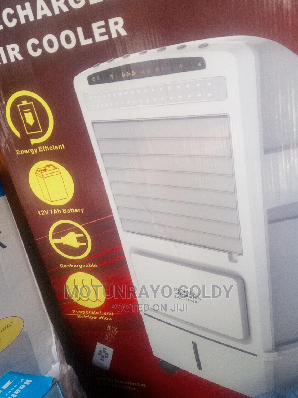 Archive: Sonik Japan Air Cooler