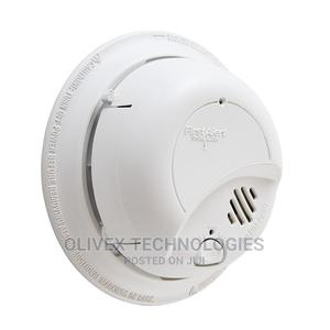 Wifi Smoke Detector Camera With Battery Backup   Safetywear & Equipment for sale in Abuja (FCT) State, Gwarinpa