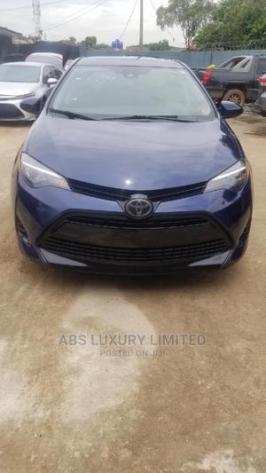 Toyota Corolla 2017 Blue | Cars for sale in Lagos State, Ikotun/Igando