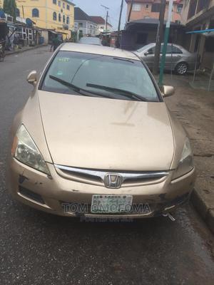 Honda Accord 2007 Sedan LX Gold | Cars for sale in Lagos State, Ojodu