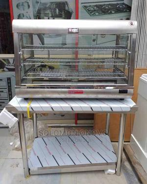 Quality Snacks Station Pure Stainless Steel | Store Equipment for sale in Lagos State, Ojo