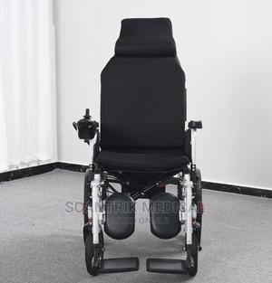 Electric Wheel Handicapped Wheel Chair | Medical Supplies & Equipment for sale in Abuja (FCT) State, Lokogoma