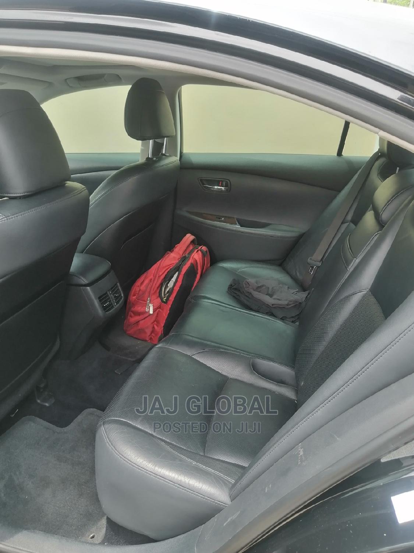 Lexus ES 2012 350 Black | Cars for sale in Ikeja, Lagos State, Nigeria