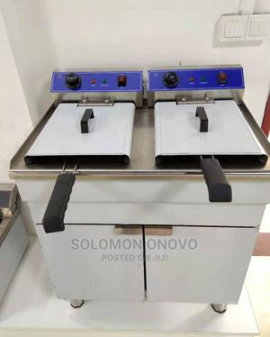Industrial Deep Fryer 80liters | Restaurant & Catering Equipment for sale in Lagos State, Ojo