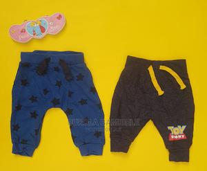 0 to 3 Months Baby Boy Joggers | Children's Clothing for sale in Lagos State, Ifako-Ijaiye