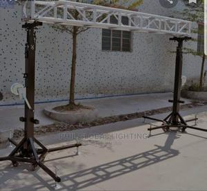 18ft Height Truss Stand | Stage Lighting & Effects for sale in Lagos State, Ojo