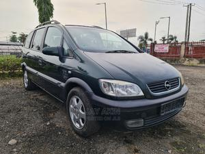 Opel Zafira 2002 Green | Cars for sale in Lagos State, Ojota