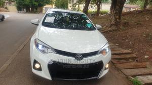 Toyota Corolla 2014 White | Cars for sale in Abuja (FCT) State, Garki 2
