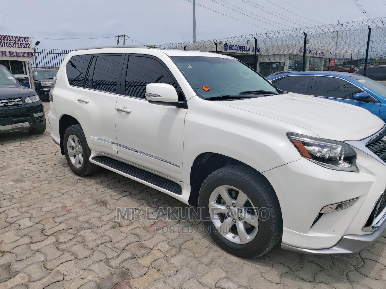 Lexus GX 2017 White | Cars for sale in Lekki, Lagos State, Nigeria