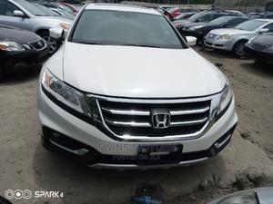 Honda Accord Crosstour 2014 White | Cars for sale in Lagos State, Apapa