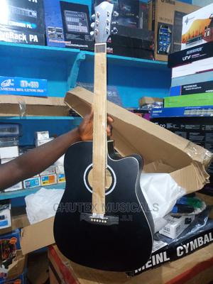 Acoustic Electric Guitar   Musical Instruments & Gear for sale in Lagos State, Ikoyi