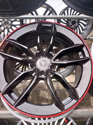 Brand New Alloyed 18inch for Mercedes Benz | Vehicle Parts & Accessories for sale in Lagos State, Amuwo-Odofin