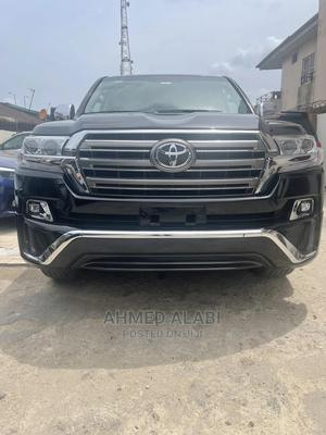 Toyota Land Cruiser 2018 5.7 V8 VXR Black | Cars for sale in Lagos State, Surulere
