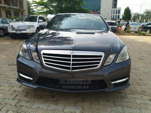 Mercedes-Benz E350 2012 Gray | Cars for sale in Abuja (FCT) State, Central Business District