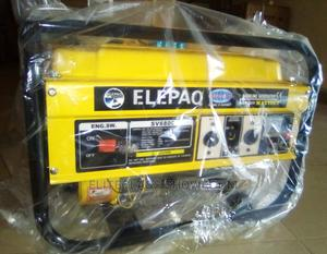 Elepaq 2.5kva Manual Generator | Electrical Equipment for sale in Lagos State, Alimosho