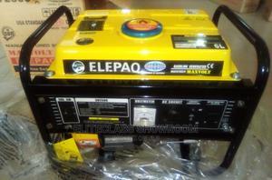 Elepaq 1.5KVA Sv2500 Manual Start Generator | Electrical Equipment for sale in Lagos State, Lekki