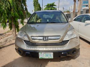 Honda CR-V 2008 2.4 EX Automatic Gold | Cars for sale in Lagos State, Maryland