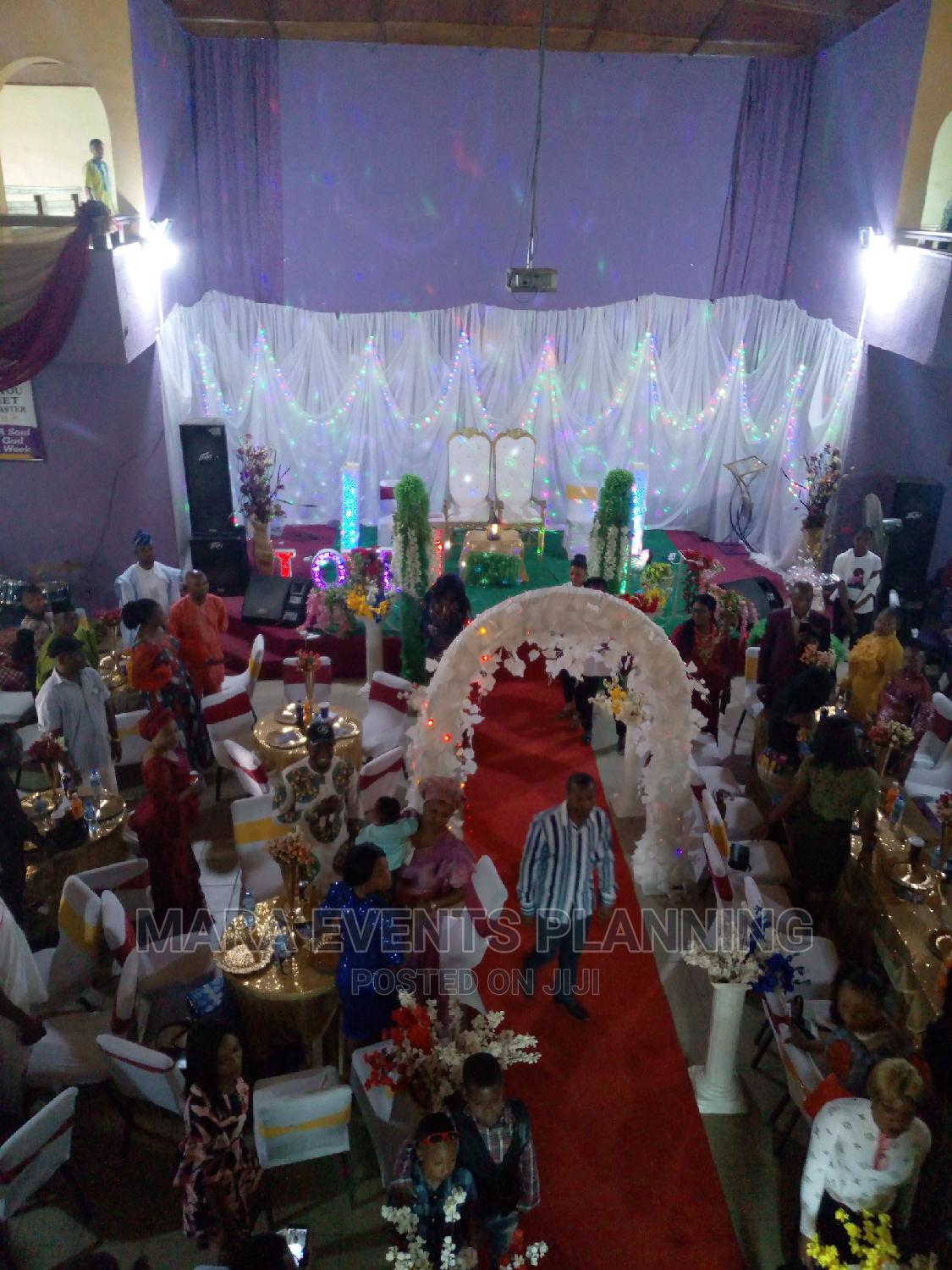 Mara Events Planing and Management   Wedding Venues & Services for sale in Lugbe District, Abuja (FCT) State, Nigeria