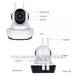 1080P IP Camera Wireless Home Security IP Camera Surveillan | Security & Surveillance for sale in Kwara State, Ilorin West