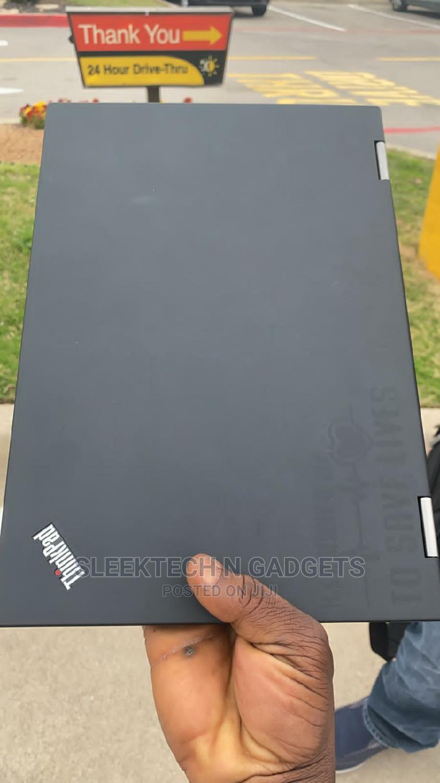 Archive: Laptop Lenovo ThinkPad Yoga 8GB Intel Core I5 SSD 256GB