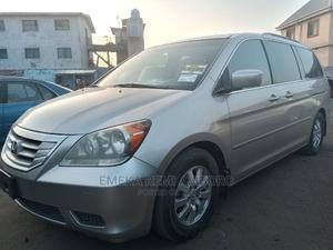 Honda Odyssey 2008 EX-L DVD Silver | Cars for sale in Lagos State, Ojo