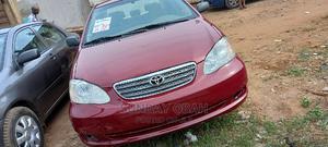 Toyota Corolla 2006 CE Red   Cars for sale in Lagos State, Ejigbo