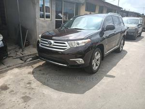 Toyota Highlander 2012 Limited Brown | Cars for sale in Lagos State, Surulere