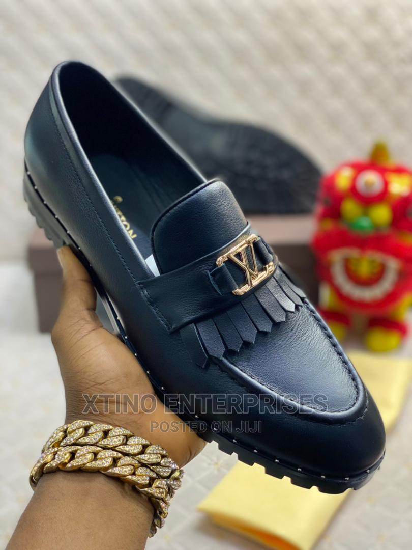 Louis Vuitton Loafers Corporate Shoe Original | Shoes for sale in Surulere, Lagos State, Nigeria