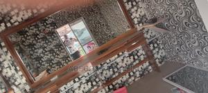4ft by 8ft Mirror With Drawers HDF Plywood   Salon Equipment for sale in Ogun State, Obafemi-Owode