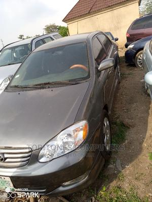 Toyota Corolla 2007 Gray | Cars for sale in Abuja (FCT) State, Wuse