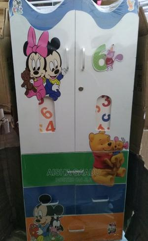 Baby Wooden Wardrobe | Children's Furniture for sale in Abuja (FCT) State, Gwarinpa