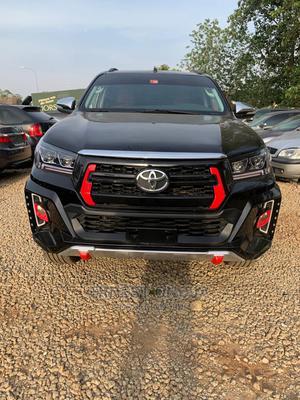 Toyota Hilux 2018 SR5 HI-Rider Black   Cars for sale in Abuja (FCT) State, Gwarinpa