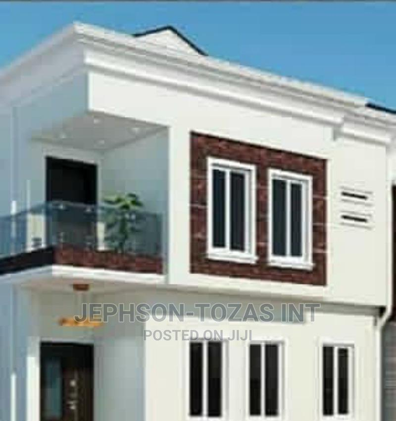 Newly Built 4 Bedroom Semi Detached Duplex With Bq for Sale   Houses & Apartments For Sale for sale in Ojodu, Lagos State, Nigeria