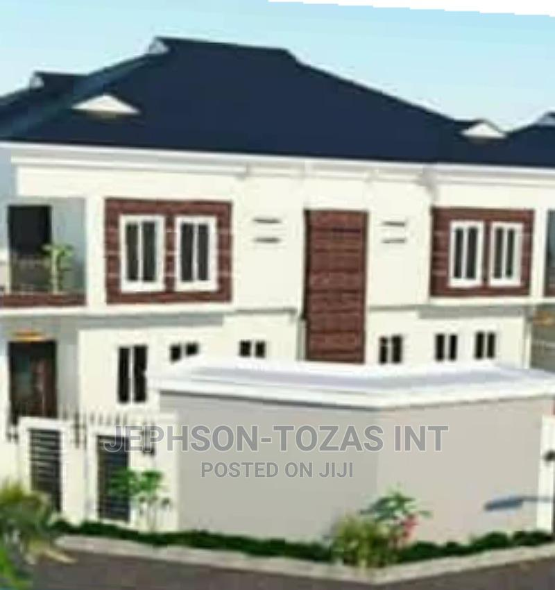 Newly Built 4 Bedroom Semi Detached Duplex With Bq for Sale