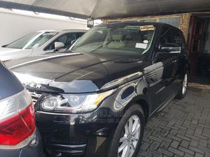 Land Rover Range Rover Sport 2015 Black | Cars for sale in Lagos State, Surulere