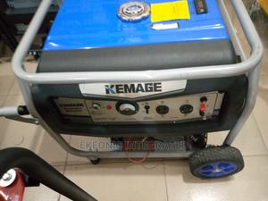 Kemage Generator 5kva Remote | Electrical Equipment for sale in Rivers State, Port-Harcourt