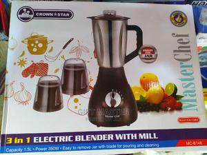 Master Chef Blender | Kitchen Appliances for sale in Lagos State, Lagos Island (Eko)