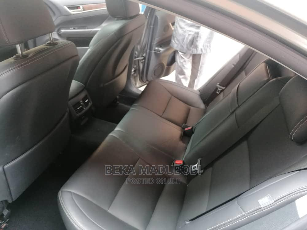 Lexus GS 2015 Gray   Cars for sale in Yaba, Lagos State, Nigeria