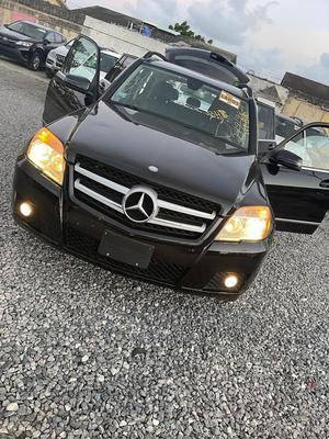 Mercedes-Benz GLK-Class 2011 350 4MATIC Black   Cars for sale in Lagos State, Ajah