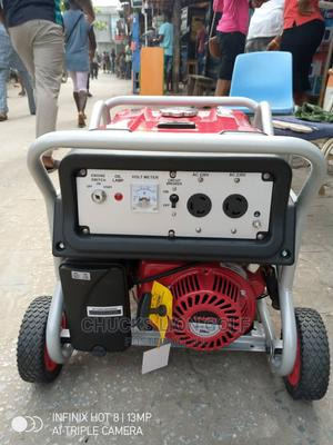 4.5kva Cameo Remote Control Generator 100%Coppa | Electrical Equipment for sale in Lagos State, Lekki