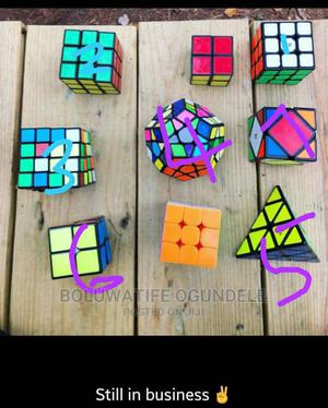 Rubik's Cube   Toys for sale in Lagos State, Lekki