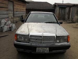 Mercedes-Benz 190E 1998 Silver | Cars for sale in Delta State, Sapele