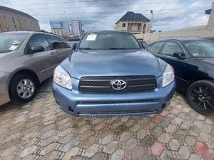 Toyota RAV4 2006 2.0 4x4 Blue | Cars for sale in Rivers State, Port-Harcourt