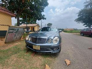 Mercedes-Benz E350 2009 Gray | Cars for sale in Rivers State, Port-Harcourt
