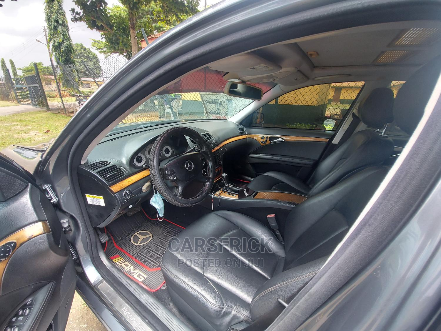 Mercedes-Benz E350 2009 Gray | Cars for sale in Port-Harcourt, Rivers State, Nigeria