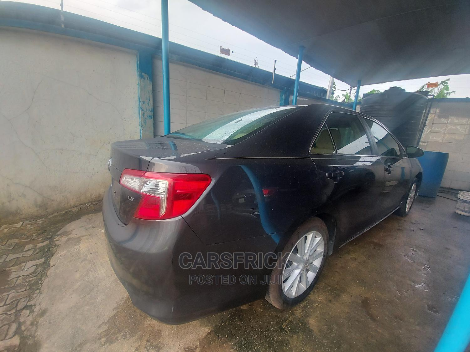 Toyota Camry 2012 Gray | Cars for sale in Port-Harcourt, Rivers State, Nigeria