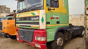 DAF 95 XF 380 Trailer Head With 6tyres | Trucks & Trailers for sale in Kaduna State, Zaria