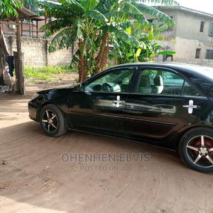 Toyota Camry 2004 Black | Cars for sale in Edo State, Benin City