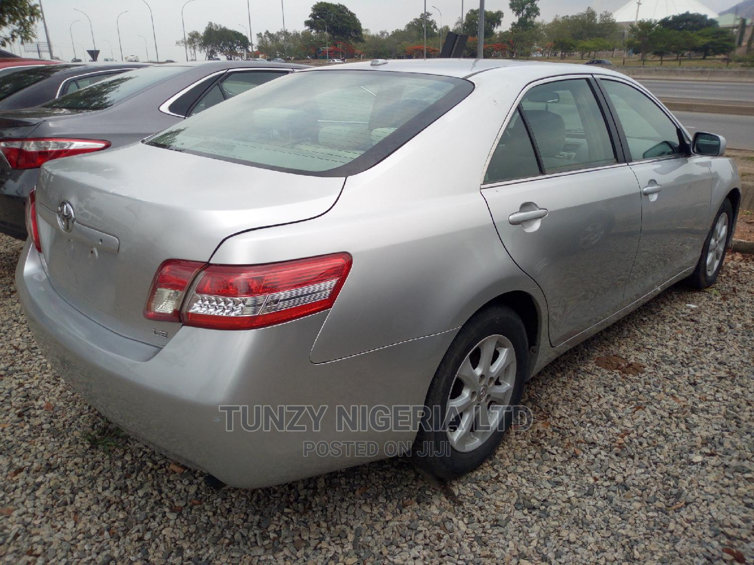 Toyota Camry 2010 Silver   Cars for sale in Kubwa, Abuja (FCT) State, Nigeria