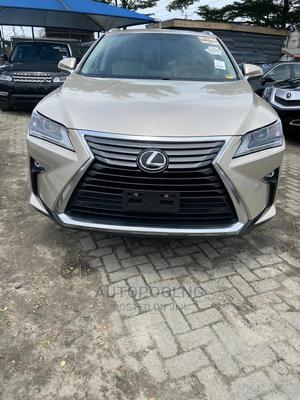 Lexus RX 2016 350 AWD Gold   Cars for sale in Lagos State, Lekki